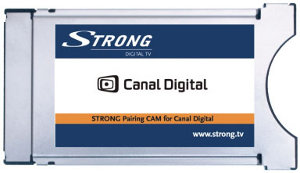 CA-modul Canal Digital Paring Strong